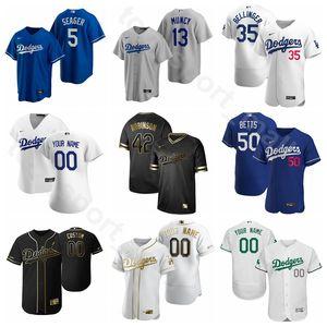 2020 Baseball Uomo Donna Bambini 9 Gavin Lux Jersey 62 Luca Raley 73 Zach McKinstry 13 Max Muncy 21 Walker Buehler Cooperstown Flexbase
