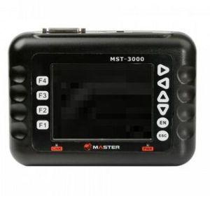 Envío gratuito de DHL Master MST-3000 Universal Moto Scanner Escáner de código de falla para motocicleta