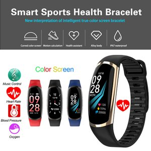 Smart Bracelet R16 Men Women Sport Band Heart Rate Watch Sleep Monitor Blood Pressure Fitness Tracker for Android IOS