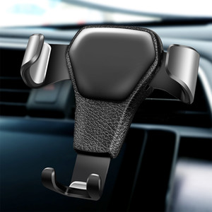 Latest Universal Car Phone Holder For Phone In Car Air Vent Mount Stand No Magnetic Mobile Phone Holder Universal Smartphone Cell Support