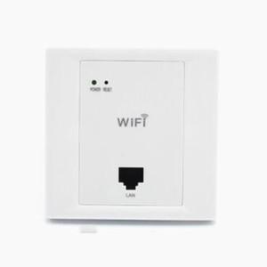 ANDDEAR Белый Wireless WiFi в Wall AP Hotel High Quality Номера WiFi Покрытие Mini Настенный AP Router Точка доступа