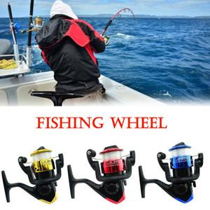 Détails sur Portable 5.2: 1 3BB Spinning Reel Fishing eau douce pêche en eau salée roue Kit