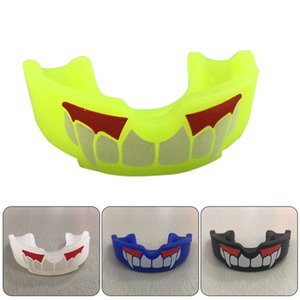 Sports Basketball Football Boxing Martial Arts Karate Silica Gel Gum Shield Practical Safety Gym Fitness Teeth Protector Rugby Boxing Ring