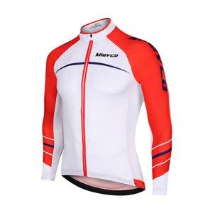 Mieyco Hommes Cyclisme Maillots manches longues Chemises vélo VTT Vélo Jeresy Vêtements de vélo Vêtements Ropa Maillot Maillot cyclisme Ciclismo