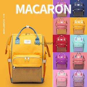 Mode Mulitfunction Mama Windel-Beutel-große Kapazität Reißverschluss-Frauen Reisen Shopping Rucksäcke Qualitäts-Handtaschen Baby-Windel Nursing Taschen
