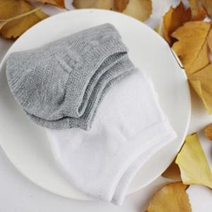 Dimensione Underwear libero solido di colore del cotone del calzino della moda di New primavera-estate Mens Grey calzino donne degli uomini di alta qualità Uomini Uomo Nero calzino di basket