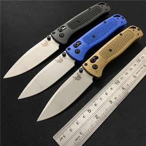 Kalite Kelebek 535 Katlama Bıçak D2 G10 Kol OEM Bıçak Açık Survival Kamp Bıçak Benchmade BM535 Cep EDC bıçağı