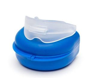 Anti Snore Aid Gum Shield Щит для зубов Защитный рот для шлифования Бруксизм Ночной поднос