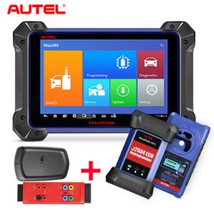 AUTEL MaxiIM IM608 تشخيص السيارات سكانر مفتاح مبرمج دعم ECU الترميز PLUS APB112 الذكية مفتاح محاكي و 2 G-BOX