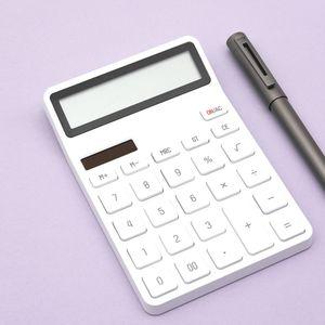 Mini Calculator Portable Office Eletrônica Digital LCD Finanças Contabilidade desktop Calculadoras