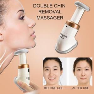 KinnMassager Ausschnitt-dünnerer Ausschnitt Exerciser Hautpflege Werkzeug reduziert Doppelkinn Faltenentfernung jawline Exerciser Face Lift-Tool 1960 30pcs