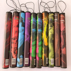 Guter Großhandel Shisha-Einweg-Vape-Geräte-Kit mit leeren Patrone 500 Puffs Vape-Stift ESHISHA Einweg-Stift gegen Puffleiste Vgod Stig