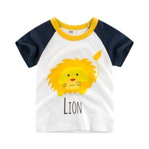 Orangemom аниме 2020 летняя детская одежда мальчики с коротким рукавом футболка детская толстовка хлопчатобумажная одежда для мальчиков футболка