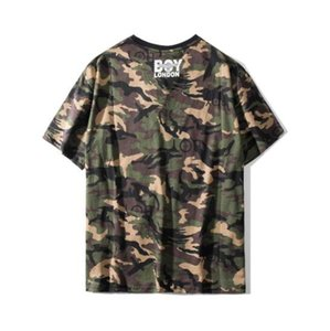 2019 Mens Designer Tshirt Summer Short Sleeve Round Neck Tee Casual Brand Tshirt Size S-3XL High Quality Free Shipping wholesale