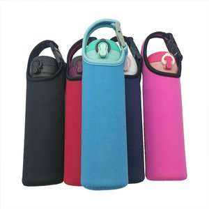 High end color diving material heat preservation cup cover buckle type portable environmental protection scald proof portable cup cover A547