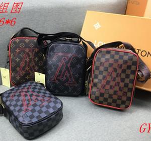 la marca del paquete de Fanny nuevo diseñador para hombre de bolso de la cintura de lujo para las mujeres Fannypack Cross Body Bag venta al por mayor al aire libre B104437X