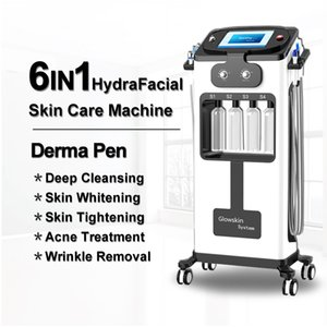 2020 I più popolari Hydra macchina viso vuoto Pulizia Viso cura del viso diamante Hydra dermoabrasione acqua dermoabrasione macchina HydraFacial
