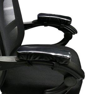 2pcs Soft Chair Accoudoirs coudières Pads oreiller bras de support de repos Coussin pour chaise de bureau Home Decor Elbow Relief Protector