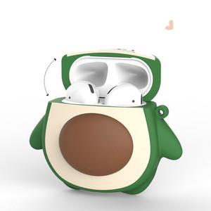 Designer Ecouteur cas pour Wirelees Oreillettes résistant aux rayures protection Chute de couverture étanche Beaucoup de couleurs de choix pour écouteurs sans fil