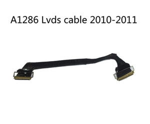 "LCD 디스플레이 비디오 케이블 교체 부품 맥북 프로 15 ""에 대한 A1286 2010 2011 2012 노트북 LCD 화면 케이블"