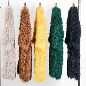 Harppihop трикотажные монгольские овцы шуба куртка пальто русские женщины зима теплая шуба верхняя одежда длиннее стиль 4 цвета