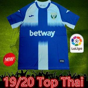 TRISTE. 2019 2020 leganés soccer jersey EN-NESYRI Camiseta Primera Equipación 19 20 maillots de foot PEREZ ZHAR J. SILVA Camiseta de fútbol
