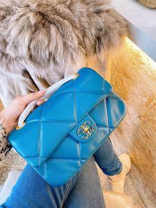 совершенно новые женские сумки европейского и американского модельера sshell bag PU15 color gold chain / большое количество скидок