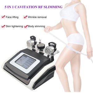 HOT !!! bewegliche Vakuum rf Maschine Kavitation Fettabsaugung mit Ultraschall Cellulite-Entfernung Maschine