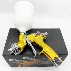 DEWABISS спрей Paint Gun GTI PRO TE20 1.3mm Airbrush безвоздушное распылительное пистолет для покраски автомобилей пневматический инструмент