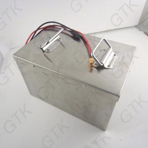 LiFePO4 36V 20Ah batterie 36v 1000w 2000w BMS 12s acier US EU RU pour l'énergie EV RV énergie solaire scooter e ebike vélo + chargeur 3A
