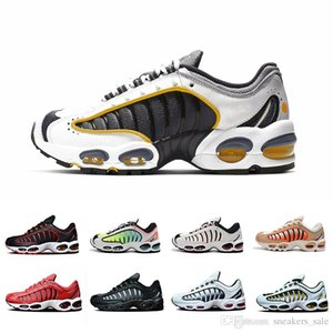 2019 Pure Platinum Gradient Tn Plus Og Ultra TailWind IV 4 Mens Running Shoes Navy and Gold Man Outdoor Trainers sports Sneakers Zapatillas