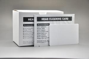Lector de tarjetas de cajero automático Lector de tarjetas del lector de la banda magnética Limpia la tarjeta