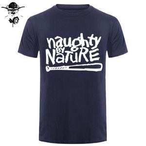 Black Cotton maglietta Naughty By Nature Old School Hip Hop Rap Skateboardinger Musica anni '90 banda Bboy Bgirl T-shirt T superiori Y200104