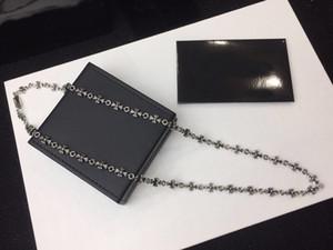 Модный бренд ожерелье крест дизайнер N CH для леди Дизайн мужчины и женщины Свадьба влюбленных подарок Luxury Hip хоп ювелирные.