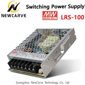 LRS-100 d'origine Taiwan Meanwell 100W alimentation à découpage MW 3.3V 5V 12V 15V 24V 36V 48V NEWCARVE