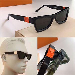 패션 디자인은 2366 시트 고양이 눈 프레임 백만장 야외 보호 eyewearretro 아방가르드 스타일의 최고 품질 선글라스