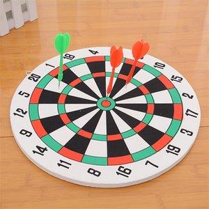 1 Set nova engraçada Outros produtos de golfe Golf Dart Board Darts Game Set Perfeito para quarto caverna do homem Kids Game Decoração