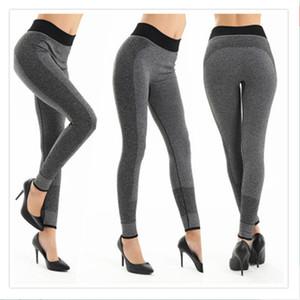 2018 Fashion Women Tight Sportwear Nice Leggings High Elastic Thin Sports Yoga Pants Fitness Running Long Trousers Legging