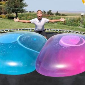 """Çocuk Açık Aktiviteler 120cm / 47,2"""" Su Balonlar Süper Kabarcık Topu Şişme Oyuncak"""