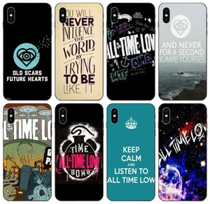 [TongTrade] Special All Time Low Alex Gaskarth Case For iPhone X XR XS 11 Pro Max 8 7 6s 5s Plus Samsung S4 S5 Huawei G9 Sony Xperia Z Case