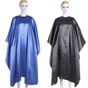 4colors Pro salón de peluquería del cabo del abrigo del vestido de fácil lavado de tela Salon peluquero del peluquero del corte del pelo protector Estilo Herramientas