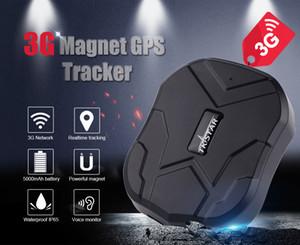3G GPS Tracker Car TKSTAR TK905-3G 60 días en espera Magnético impermeable GSM / GPS Tracker Vibrar alarma APLICACIÓN GRATIS PK TK905 Tracker