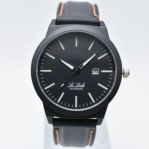 Vente chaude 40mm quartz silicone mode rond montres hommes sport jour date hommes robe designer montre en gros cadeaux pour hommes montre-bracelet Montres