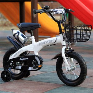 Bicycle men and women baby stroller kids bicycle 12 inch 2-5 years old children baby girl princess