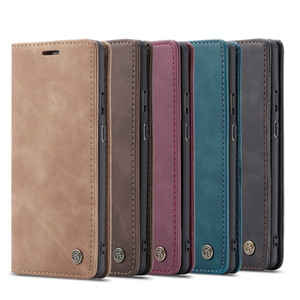 For Oneplus 8 Pro 7 Pro One Plus Nord Caseme Retro Wallet Leather Case Flip Magnetic Stand TPU ID Card Book Phone Cover Luxury 50pcs