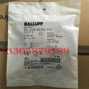 BES M12MI-NSC40B-BV02 / BES M12MI-NSC40B-BV03 / BES M12MI-NSC40B-BV05 Capteur de commutateur de proximité Balluff Nouvelle Haute Qualité