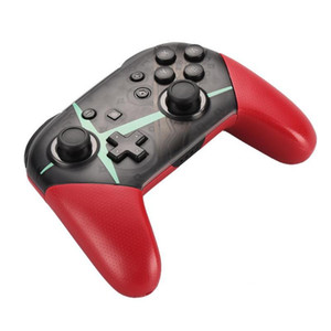 Wireless Controller Hot Bluetooth para Mudar Pro Controller Gamepad Joypad remoto para Nintend Console Switch Gamepads Joystick