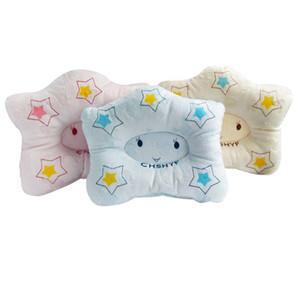 Kidlove Bebek Yastık Düzeltici Kafa Yıldız Şekli Yastık Bebekler Malzemeleri