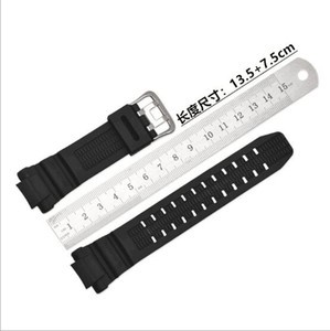 Compatible with diving electronic sports watch belt 2019 replacement strap Gasio GW-3500B GW-2000 resin tape hot sale watch fasion