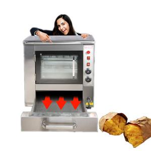 Kommerzielle Nutzung Bratkartoffel Ofen geröstete Süßkartoffeln Maschine Kartoffel Süßkartoffel Corn Obst Geröstete Maschine